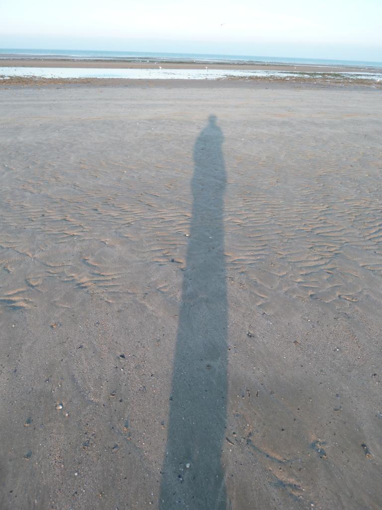 Sentinelle face à la mer