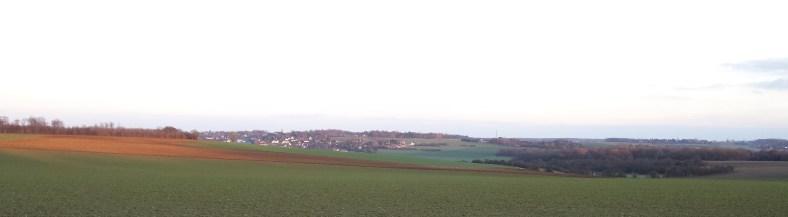 Village niché